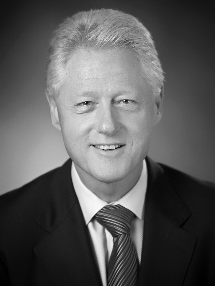 President William Clinton