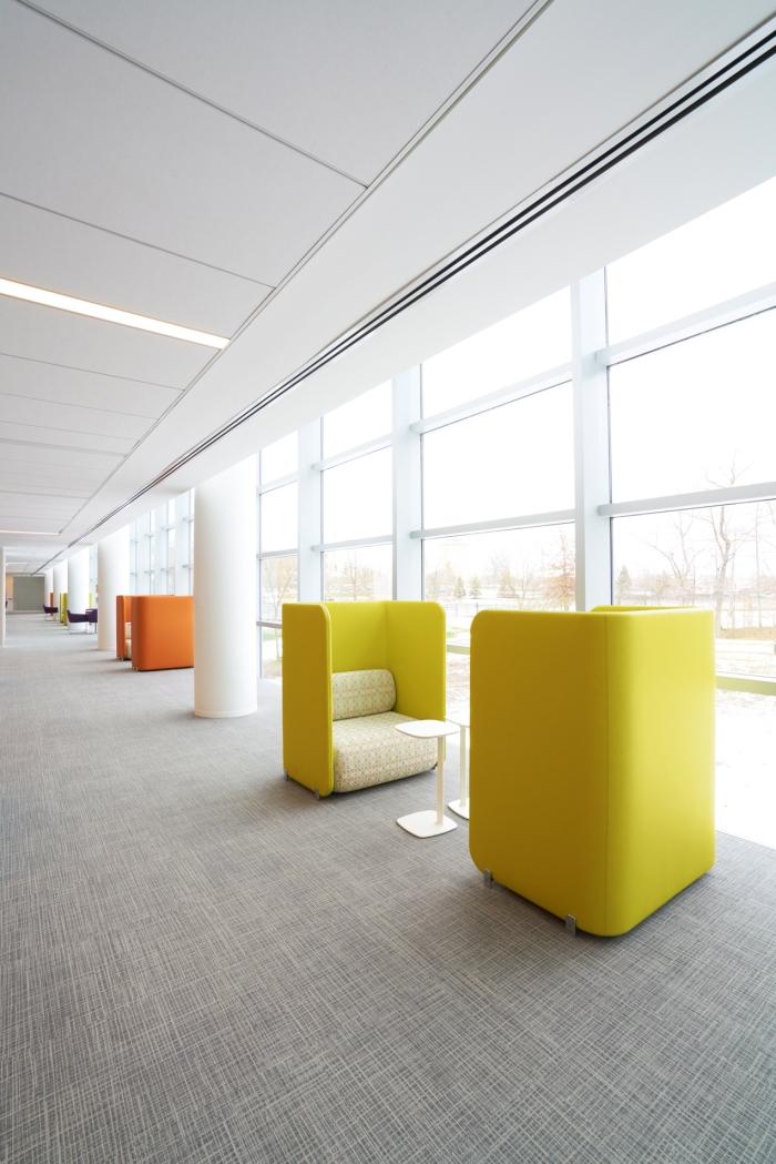 JP Morgan Tech Interior