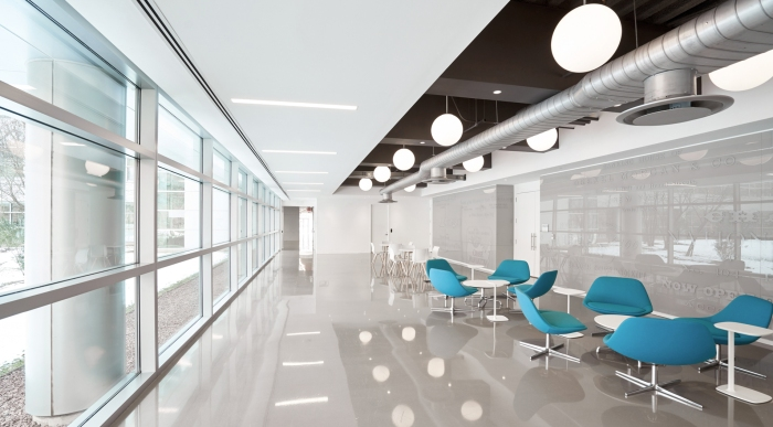 JP Morgan Tech Interior