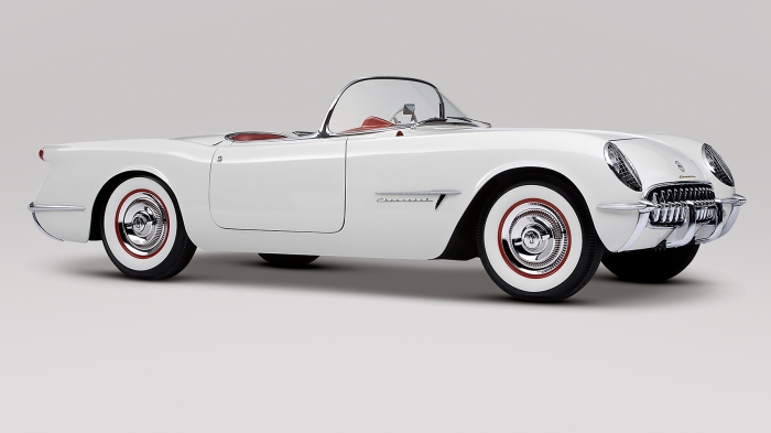 1953 EX-122 Corvette