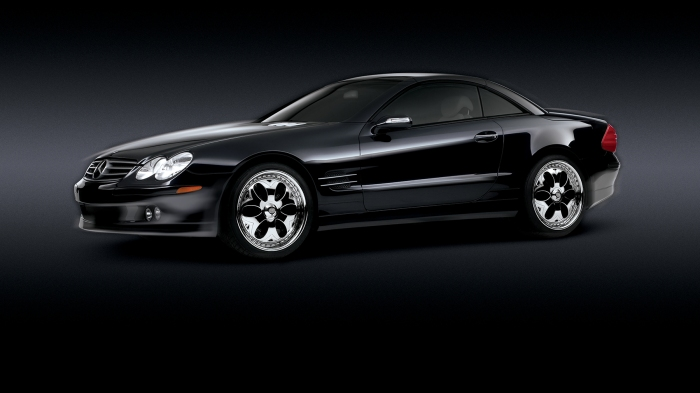 Mercedes Benz SL 500 Davin Wheels