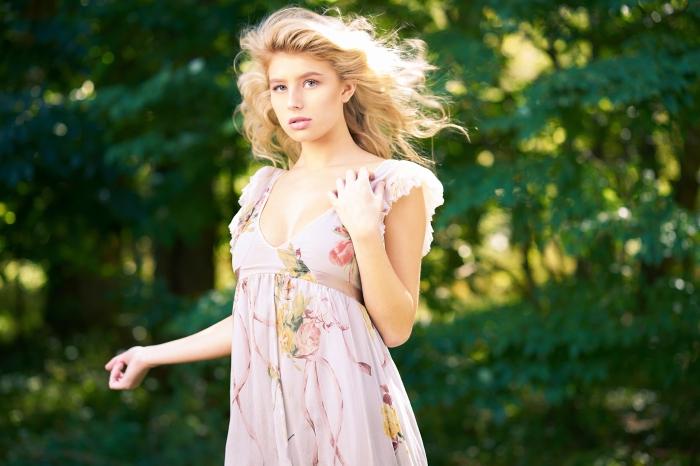 Model Sofi Tyler