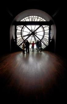 Clock Musee d'Orsay